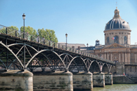 PARIS'S ARTS BRIDGE